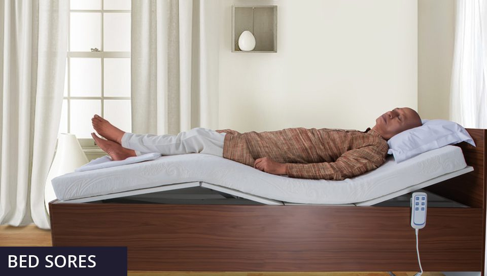 Adjustable Beds Can Help with bed Sores