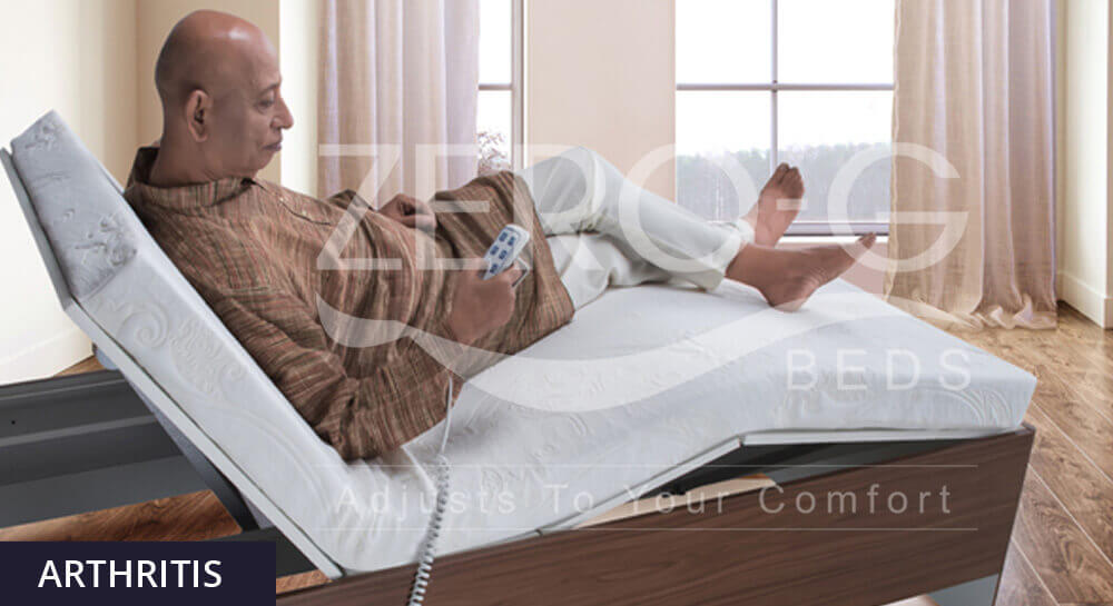Benefits of Adjustable Beds for Arthritis