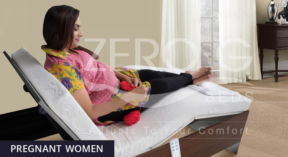 Pregnant Women Bed