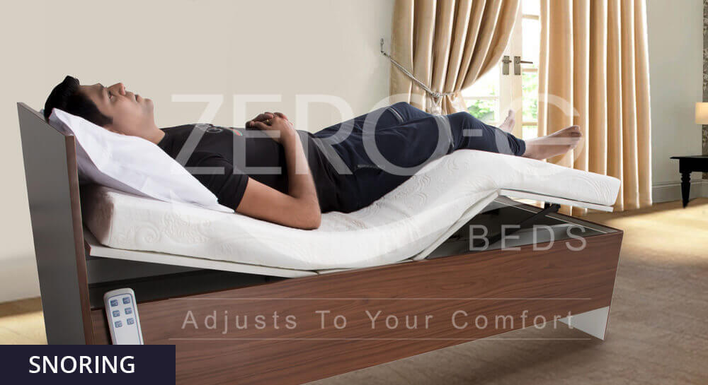 Adjustable Bed Snoring