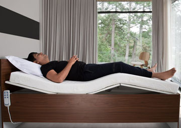 Adjustable Beds for Leg Rest Position in Mumbai
