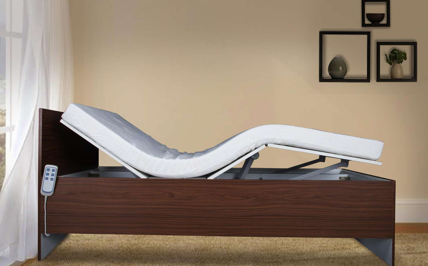 Zero Gravity Beds Electric Adjustable Bed Manufacturer In India
